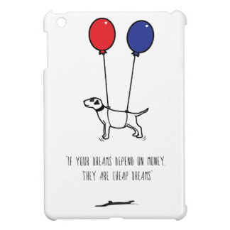 Dreamer dog mini Ipad CASE