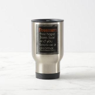 Dreamer Coffee Mugs
