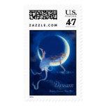Dreamer Postage Stamp
