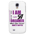 Dreamer Samsung Galaxy S4 Cases