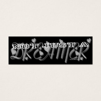 Dreamer - Social Media Personal Card