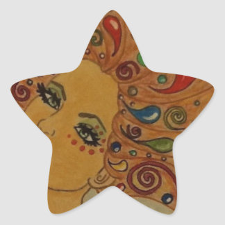 Dreamer Star Sticker