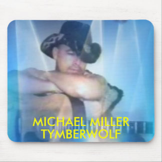 dreamer, TYMBERWOLF, MICHAEL MILLER Mouse Pad