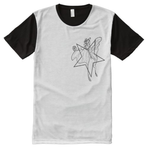 DREAMERS All_Over_Print T_Shirt