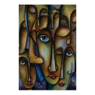 Dreamers by Michael Lang Poster