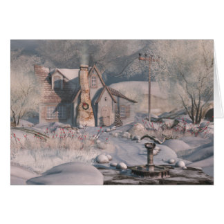 Dreamers Cottage Note Card
