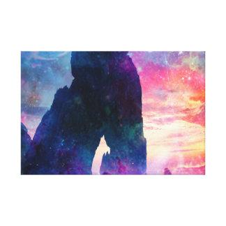 Dreamer's Cove Canvas Print