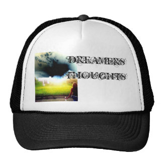 DREAMERS THOUGHTS MESH HAT
