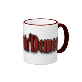 Dreamin' Demon Dead Ringer 11 Ringer Coffee Mug