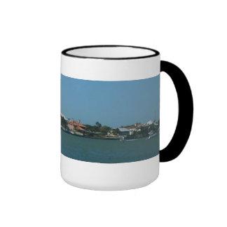 Dreamin of Siesta Key Ringer Mug