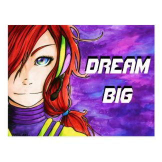 Dreaming Big Postcard