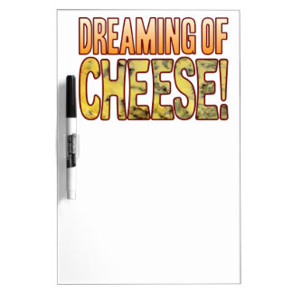 Dreaming Blue Cheese Dry Erase Board