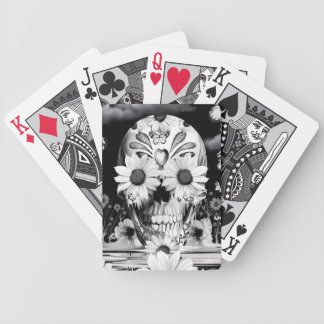 Dreaming Daisies Bicycle Playing Cards