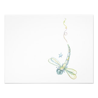 Dreaming Dragonfly Invites