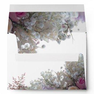 Dreaming Flowers Envelope envelope