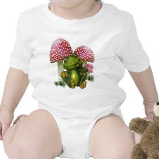 Dreaming Frog shirt