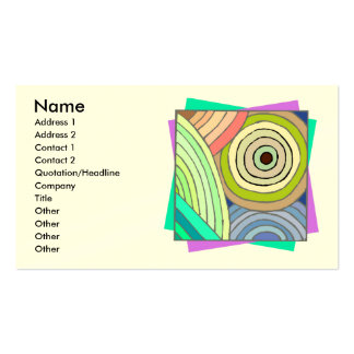 Dreaming In Circles Business Cards