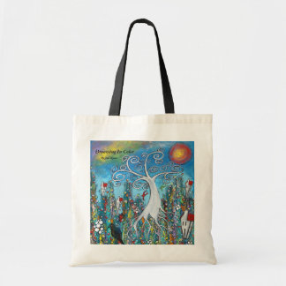 Dreaming In Color Tote Bags