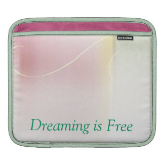 Dreaming is Free Sleeve For iPads