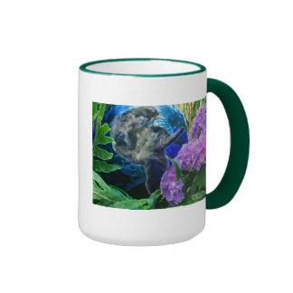 Dreaming Kitten Mug