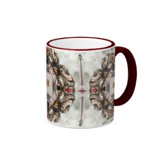 Dreaming Lady Mugs