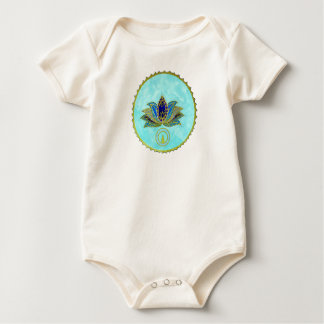Dreaming Lotus Baby Bodysuit