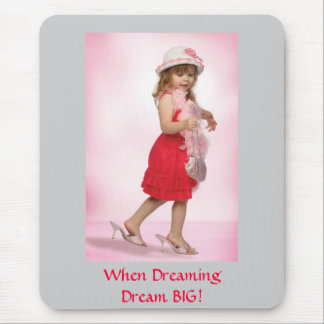 Dreaming Mouse Pad