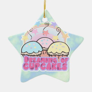 dreaming of cupcakes christmas tree ornaments
