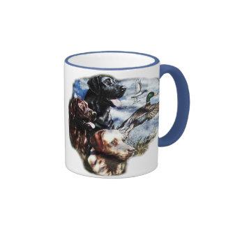 Dreaming of Duck Hunting Coffee Mugs