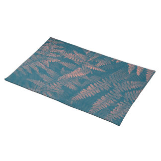 Dreaming Of Ferns Cloth Placemat