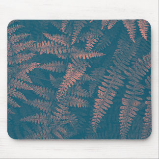 Dreaming Of Ferns Mouse Pad