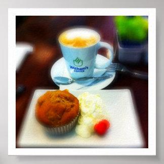 Dreaming of Morning Tea Poster