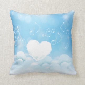 Dreaming of Music American MoJo Pillow