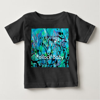 Dreaming of Pollock Baby T-Shirt