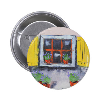 Dreaming of Provence Pinback Button