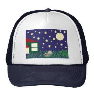 Dreaming of Space Cat Hat