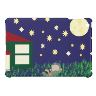 Dreaming of Space Cat iPad Mini Cases