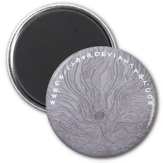 Dreaming of Sunrise 2 Inch Round Magnet