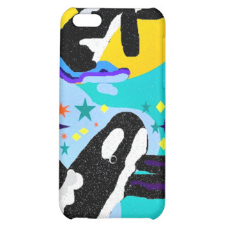 Dreaming of the Sun Killer Whales speck case 4 Case For iPhone 5C