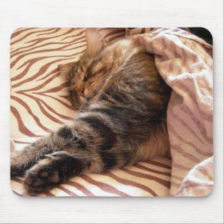 Dreaming of the veldt mousepad