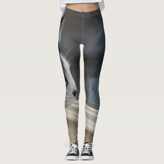 Dreaming Of Warmer Weather To Go Outside Leggings