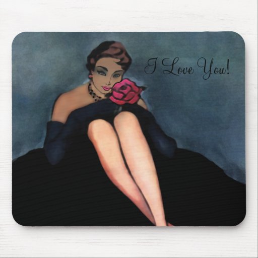 Dreaming of You ~ Mousepad
