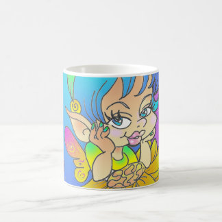 "Dreaming of You ""Pondering Pixie"" Mug"