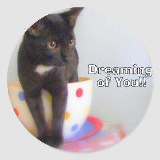 Dreaming of You Stickers