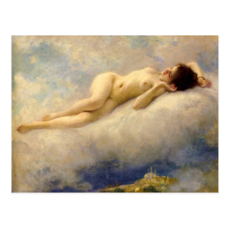 Dreaming pf the Orient - Charles Lenoir 1913 Postcards