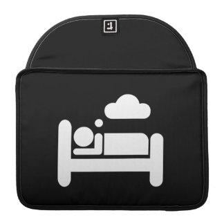 Dreaming Pictogram MacBook Pro Sleeve