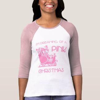 Dreaming Pink - Women's Raglan Shirt