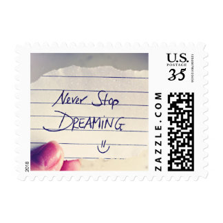 Dreaming Postage