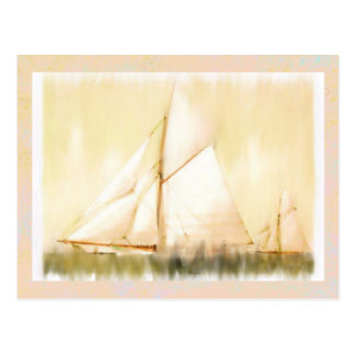 Dreaming Sails custom Postcard