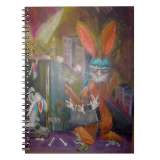 dreaming spiral note books